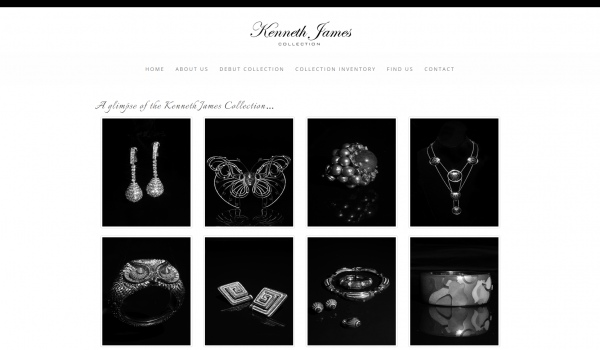 Kenneth James Collection